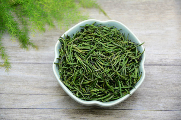 Supreme Organic Jin Tan Que She Hand Picked Sparrow's Tongue Chinese Green Tea 500g
