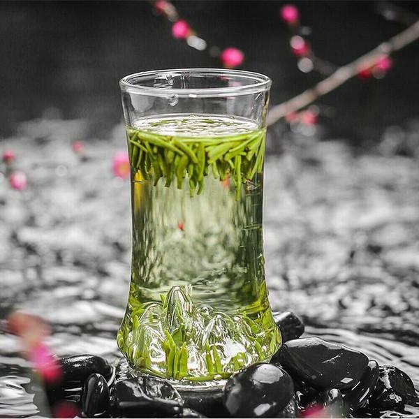 Top Pre-Ming Organic Xu Fu Long Ya Dragon Teeth China Sichuan Yibin Green Tea 500g