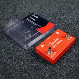 Fender ABY Switcher Pedal w/Box - 2nd Hand