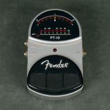 Fender PT-10 Pedal Tuner - 2nd Hand
