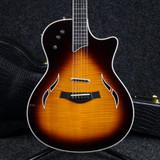 Taylor T5-S1 Electric Guitar - Sunburst w/ Case - 2nd Hand