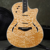 Taylor T5 Electric Guitar - Quilted Natural w/Hard Case - 2nd Hand