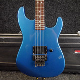 Charvel Model 2 - Blue w/Hard Case - 2nd Hand