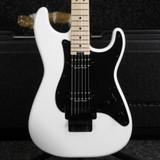 Charvel Pro Mod So Cal White w/Hard Case - 2nd Hand