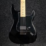 Charvel Model 1 1988 Electric Guitar, EMG 81 Pickup - Black - 2nd Hand