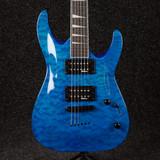 Jackson JS32 - Quilt Blue - 2nd Hand