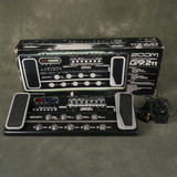 Zoom G9.2tt Guitar Multi FX Processor w/Box & PSU - 2nd Hand