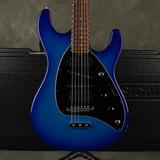 Musicman Steve Morse Signature - Blue Burst - 2nd Hand