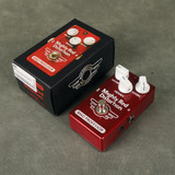 Mad Professor Mighty Red Overdrive FX Pedal w/Box - 2nd Hand