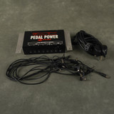 Voodoo Labs Pedal Power 2 Plus Power Supply w/Bag - 2nd Hand