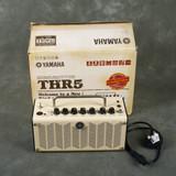 Yamaha THR5 Combo Amplifier w/Box & PSU - 2nd Hand