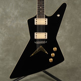 Dean Z Series Chicago Flame - Ebony - 2nd Hand