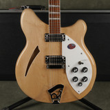 Rickenbacker 360-12 12-String Electric Guitar - Mapleglo w/Hard Case - 2nd Hand