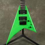 Jackson Minion JS1X - Neon Green - 2nd Hand