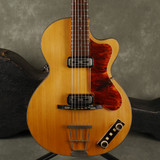 Hofner Original 1960 Club 50 - Natural w/Case - 2nd Hand **COLLECTION ONLY**