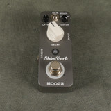 Mooer Shimverb Reverb FX Pedal - 2nd Hand
