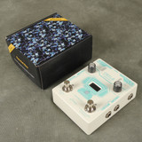 Donner Circle Looper FX Pedal w/Box - 2nd Hand
