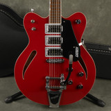 Gretsch G5622T-CB 3-Pickup Electromatic - Red w/Hard Case - 2nd Hand