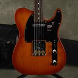 Fender American Performer Telecaster - RW - Honey Burst w/Gig Bag - Ex Demo