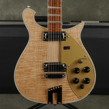 Rickenbacker 660-12 String - Mapleglo w/Hard Case - 2nd Hand