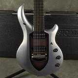 Music Man John Petrucci Majesty 7-String - Silver Lining w/Hard Case - 2nd Hand