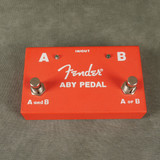 Fender ABY Signal Split Pedal - 2nd Hand (108886)