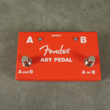 Fender ABY Signal Split Pedal - 2nd Hand (108887)