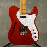 Squier Classic Vibe Thinline 60s Telecaster - Natural - 2nd Hand