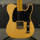 Squier Classic Vibe Telecaster - Butterscotch Blonde w/Hard Case - 2nd Hand