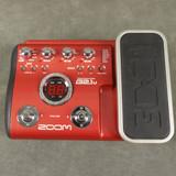 Zoom B2.1U Bass Multi FX Pedal - 2nd Hand