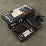 Mooer GE100 Multi FX Processor w/Box & PSU - 2nd Hand