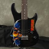 Peavey Marvel Wolverine Rockmaster 3/4 Size Electric Guitar w/Gig Bag - 2nd Hand