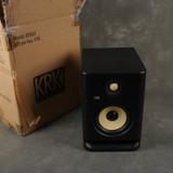KRK Rokit RP5 G4 5 Inch Powered Studio Monitor w/Box - Ex Demo (KRP5G4)