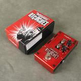 Digitech Ricochet Whammy Pitch Shift FX Pedal w/Box - 2nd Hand