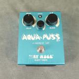 Way Huge AquaPuss Analog Delay FX Pedal - 2nd Hand