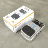 Behringer DR600 Stereo Reverb FX Pedal w/Box - 2nd Hand