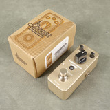 Donner Golden Tremolo FX Pedal w/Box - 2nd Hand (109763)