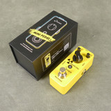 Donner Yellow Fall Delay FX Pedal w/Box - 2nd Hand