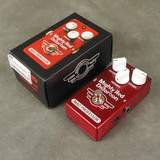 Mad Professor Mighty Red Distortion FX Pedal w/Box - 2nd Hand