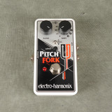 Electro Harmonix Pitch Fork Polyphonic Shifter FX Pedal - 2nd Hand (110252)