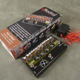 Radial ToneBone PZ Pre Acoustic Preamp w/Box & PSU - 2nd Hand