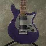 LAG Jet 100 Electric Guitar - Purple - 2nd Hand