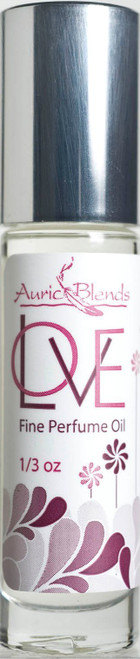 Auric Blends Roll On Perfume Oil 1/3 oz - Love Special Edition