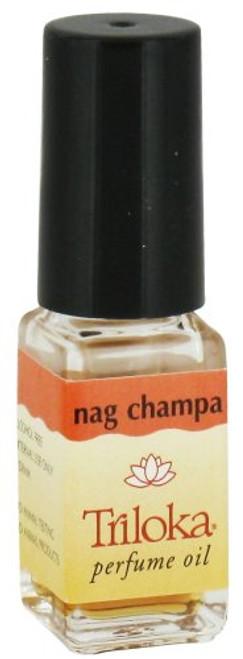 Triloka Perfume Oil 1/8 oz - Nag Champa