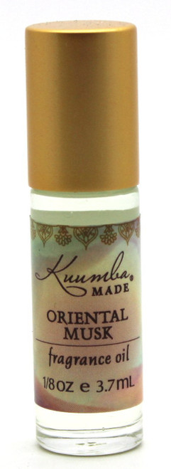 Kuumba Made Oriental Musk 1/8 Ounce Roll On Perfume Oil