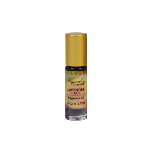 Kuumba Made Lavender Lace 1/8 Ounce Roll On Perfume Oil