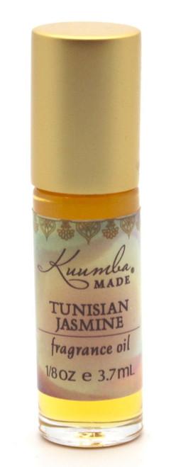 Kuumba Made Tunisian Jasmine 1/8 Ounce Roll On Perfume Oil