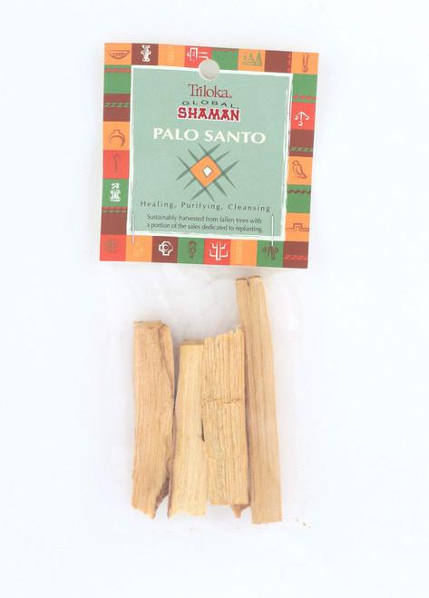 Triloka - Global Shaman Holy Stick Palo Santo - 5 Pack