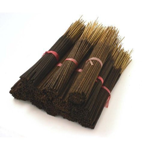 Nude Natural Incense Sticks - 85-100 Stick Bulk Pack - Hand Dipped, 60 Minute Burn, 11 Inches Long
