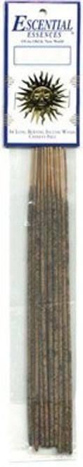 Sandalwood Escential Essences Stick Incense, 16 Sticks